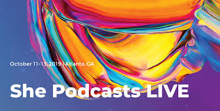 She Podcasts Live and Podcasters Kit NOW!